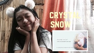 CRYSTAL SNOW BTS (reaction)