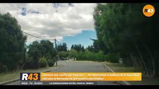 Red43 en Epuyen, Chubut