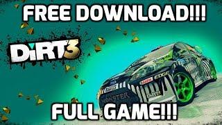 DIRT 3 Complete Edition PC - FREE DOWNLOAD!!! (link in description) 100% legit