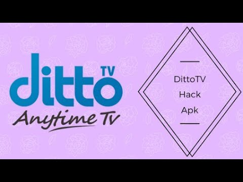 Ditto tv:hacked without money full tv(link is in description){updated}
