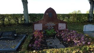 Jonstorps kyrkogård: Edvard Persson