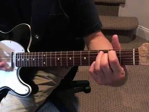 Mary Jane's Last Dance – Tom Petty & The Heartbreakers – Lesson Part 1