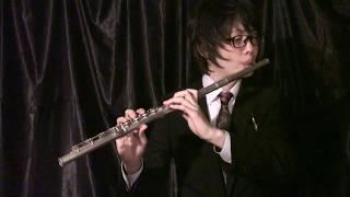 """管楽器プレイヤーのための新しいソロ楽譜""""めちゃモテ""""シリーズ ~フルー..."""