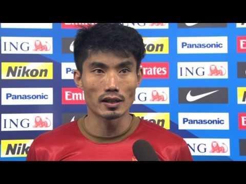 Interview: Zheng Zhi, midfielder - Guangzhou Evergrande: AFC Champions League 2013 (SF2)