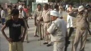 26 05 10 gr noida iec students clash with pg owner s bouncers wmv