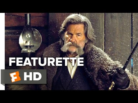 The Hateful Eight Featurette - Film (2015) - Jennifer Jason Leigh, Samuel L. Jackson Movie HD