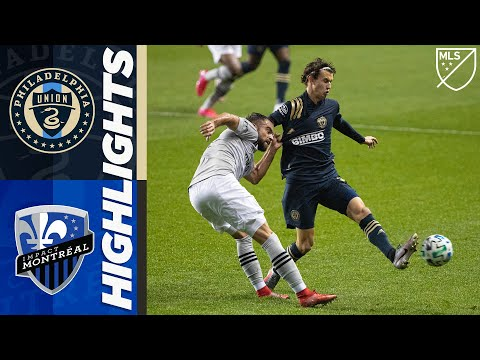 Philadelphia Union Montreal Impact Goals And Highlights