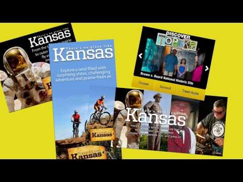 Kansas Tourism Year-in-Review (FY13)