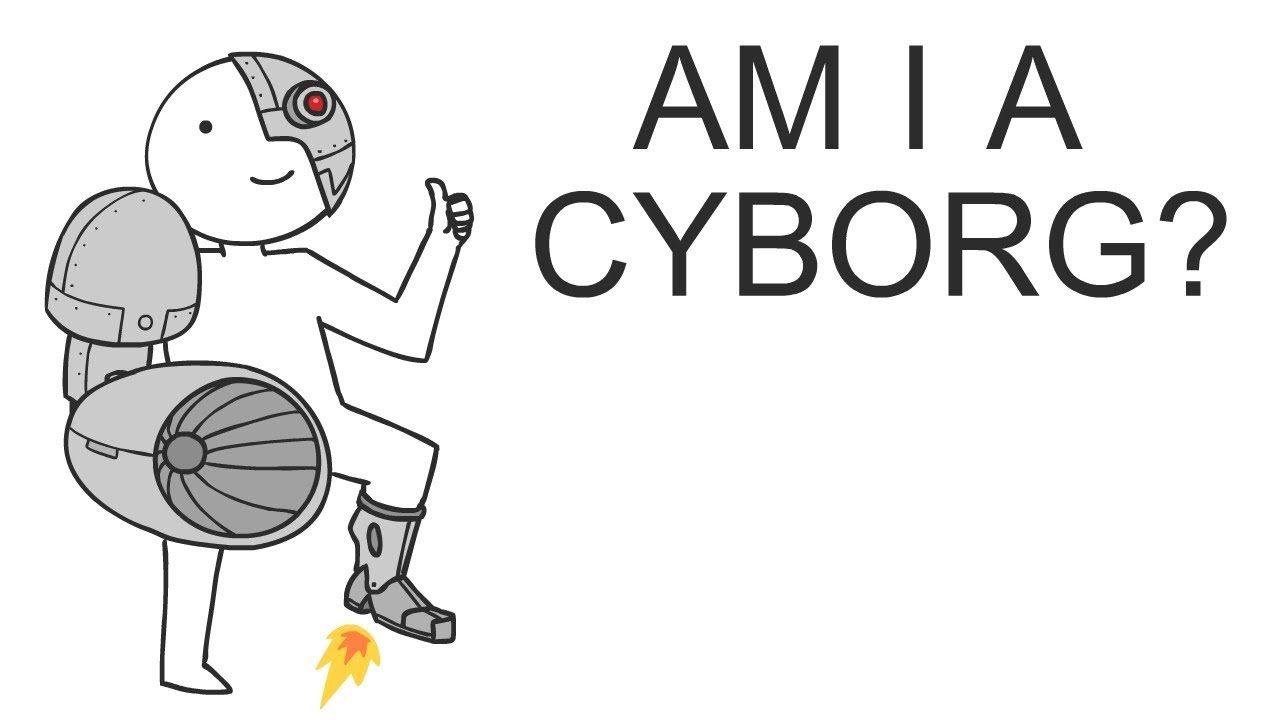 am-i-a-cyborg