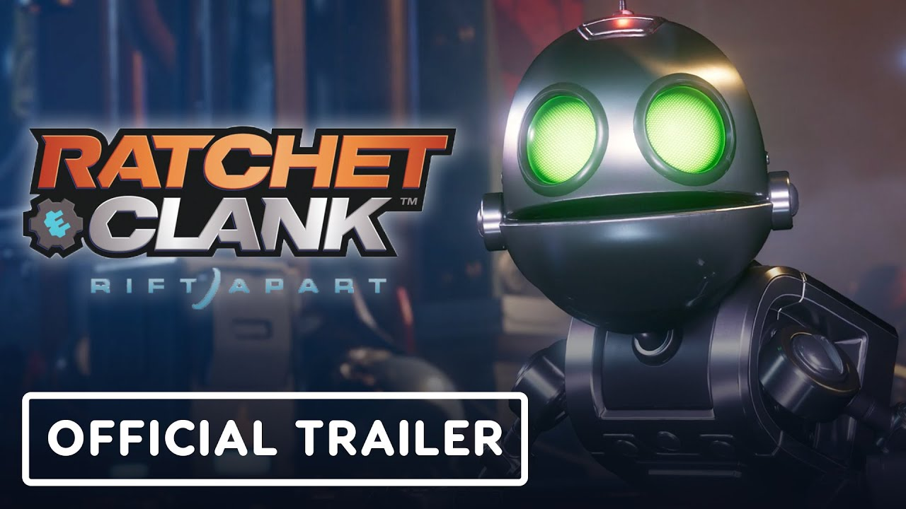 Ratchet & Clank: Rift Apart - Release Date Official Trailer