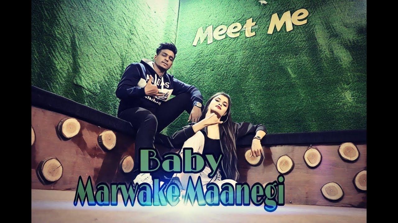 Baby Marwake Manegi | Dance Cover | Raftaar | Remo D'Souza | Vrushabh Kalbande Choreography