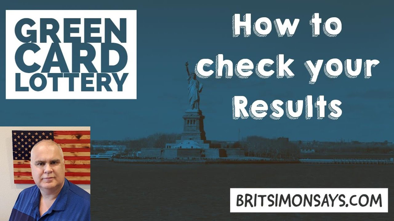 Checking your DV2020 lottery result ~ BritSimonSays com