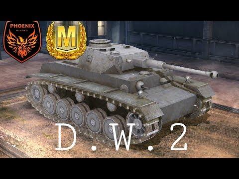 Wotb DW2 1vs4 Kolobanov