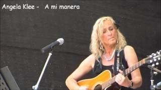 Cover images Angela Klee - Joan Baez Tribute: A Mi Manera