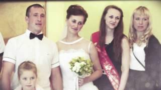 Свадьба Сергея и Марии 2016 год
