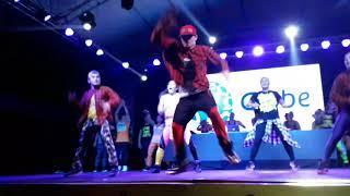 Azukita   Zin 73   Zumba Fitness   featuring Zin Alex , Zin Jenell and Zin Jc