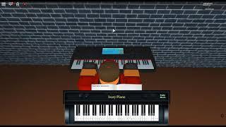 Estrelas cadentes-dank memes/BagRaiders por: BagRaiders em um piano ROBLOX. Renovada