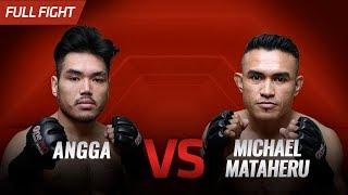 [HD] Angga VS Michael Mataheru || One Pride FN #31