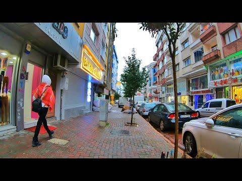 Walk In Zeytinburnu | Istanbul Turkey 🇹🇷 [4K]