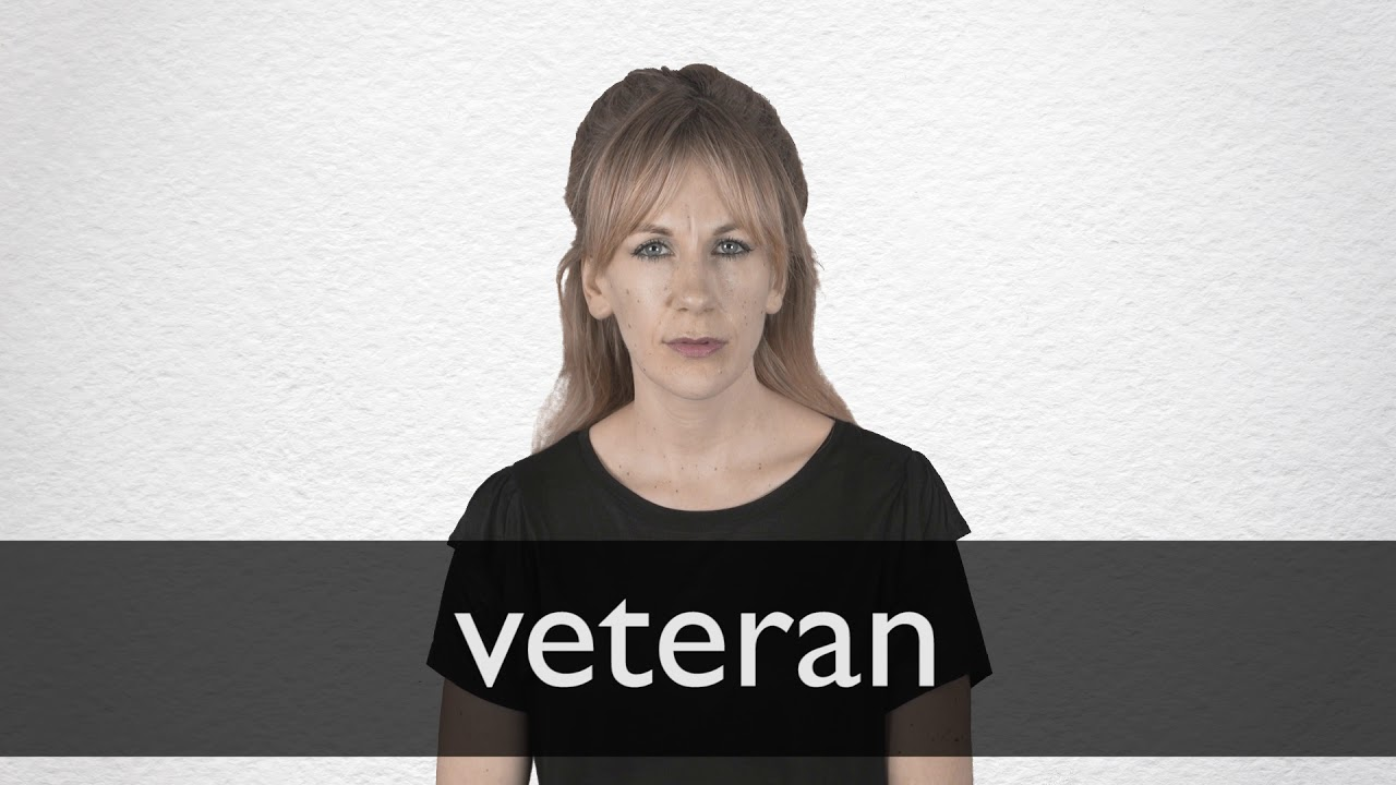 Veteran definition and meaning | Collins English Dictionary