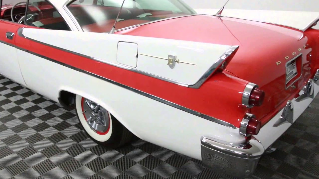 1957 Dodge Coronet for sale! - YouTube