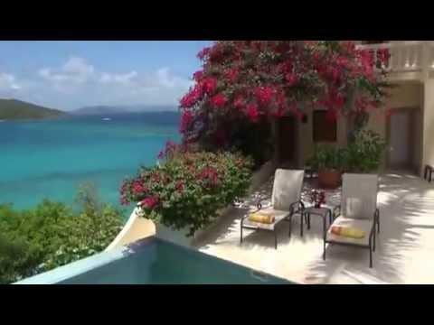 Luxury Villas in Virgin Gorda - A Dream Come True Villa