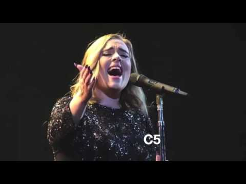 Adele vs. Carrie Underwood - Vocal Battle D3-A5