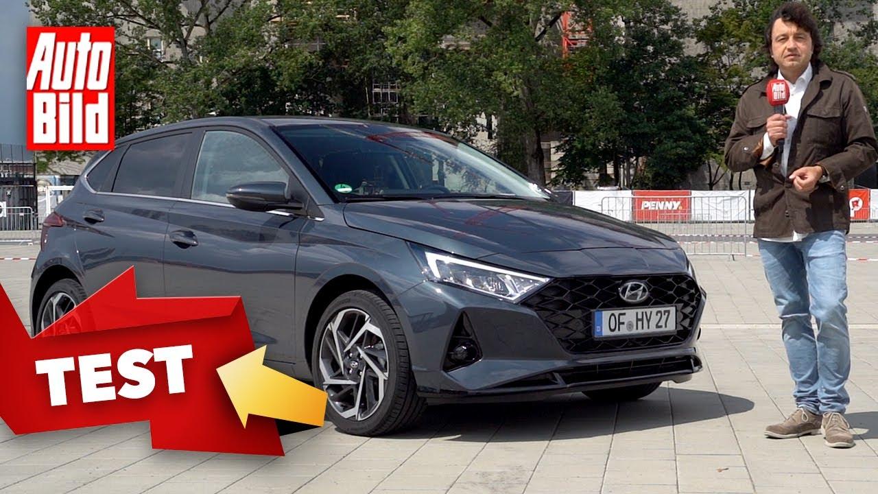 Hyundai i20 (2020): Test - Fahrbericht - Kleinwagen - Marktstart - Info