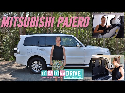 Family car review: Mitsubishi Pajero 2019