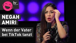 Negah Amiri steht nicht auf unverbindlich