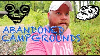 Alone in Horrifically Creepy Abandoned Campgrounds In Arkansas