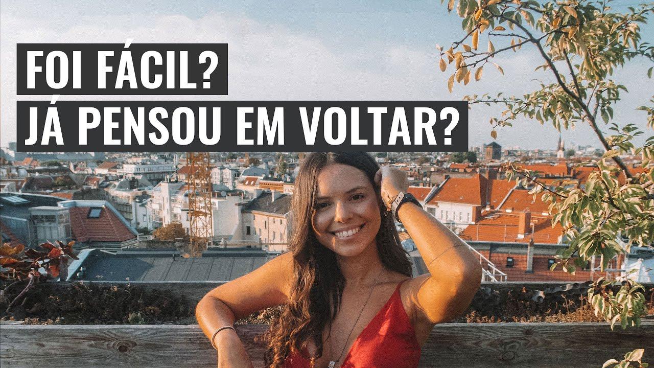 ADAPTAÇÃO EM OUTRO PAÍS   Morar fora do Brasil