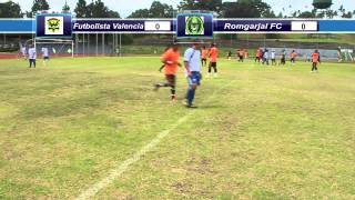 Futbolista Valencia-0 Romgarjal FC-1 Lanao del Norte football tournament