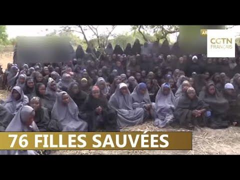 Download Le Nigeria sauve 76 lycéennes