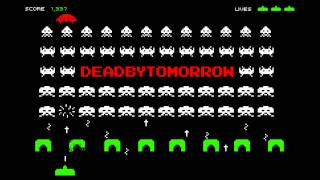 Watch Dead By Tomorrow Swallowing White Lies video