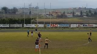 Ol.Sansovino-Zenith Audax 2-3 Eccellenza Girone B