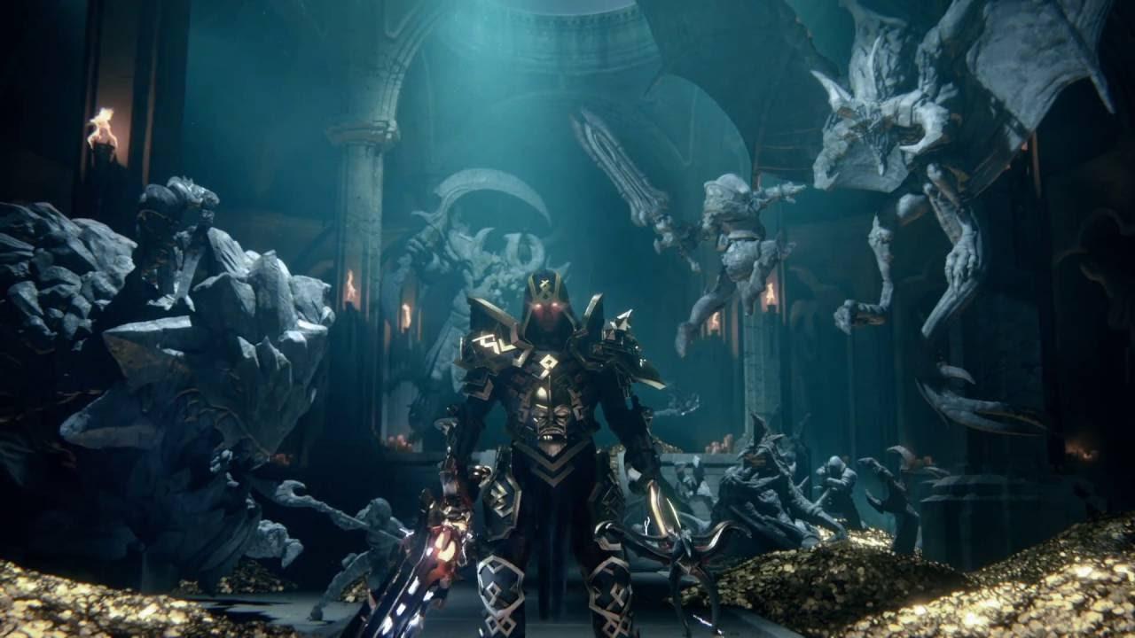 download dungeon hunter 5 mod apk offline
