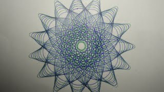 Making of a Spirograph Designs