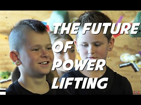 The Future of Powerlifting USAPL Youth meet