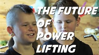The Future of Powerlifting - USAPL Youth meet