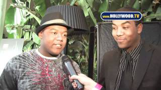 Kyle Massey & Brother Christopher Massey Making a Shake Soon @ Millions Of Milkshakes