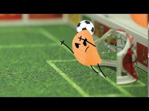 Soccer Header Pringles Replay