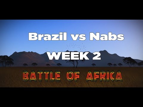 Battle of Africa Brazil vs Nabs Week 2 - co/ Feage