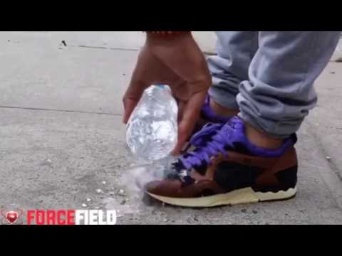 ForceField Protected These Kicks All Year Long