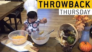 Thanksgiving || JukinVideo Throwback Thursday