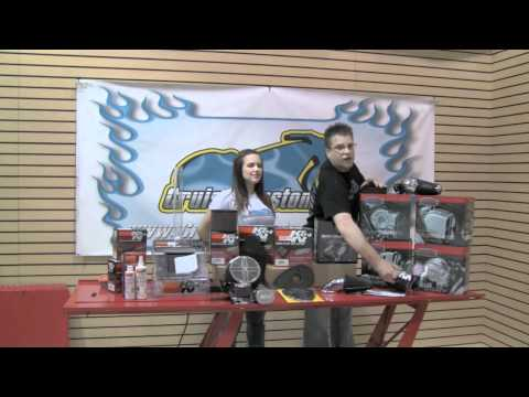 TOTW K&N Motorcycle Filters and Air Kits HD.mov