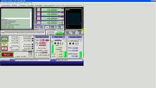 Урок №1 по Mach3. Обучающее видео, Основные функции, Интерфейс.