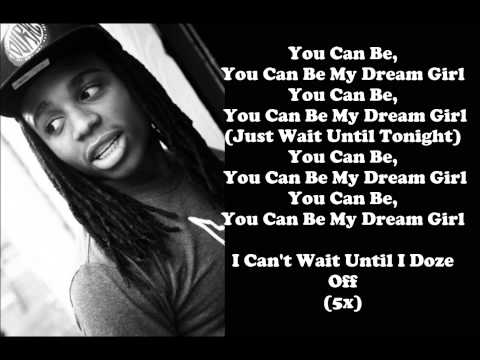Jacquees - Dream Girl (Lyrics on screen)