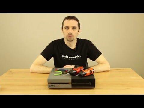 Xbox One Disc Drive repair