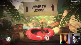 Kinect Adventures Hd Gameplay Part 1 | Danq8000